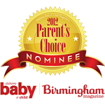 Parent's Choice Nominee 2012