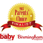 Parent's Choice Finalist 2013